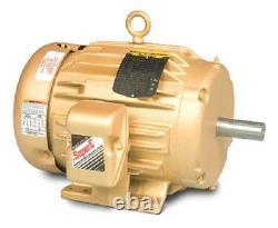 Em3665t 5 Hp, 1750 RPM Super E Tefc New Baldor Electric Motor