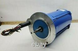 Flowserve 1.6 HP Limitorque Ac Electric Motor 230-480 Vac 48yz Frame 1700 RPM