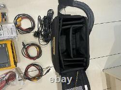 Fluke 1732 Three-Phase Electrical Energy Logger