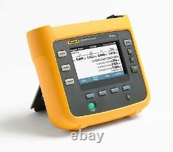 Fluke 1732 Three Phase Electrical Energy Power Logger Analyzer