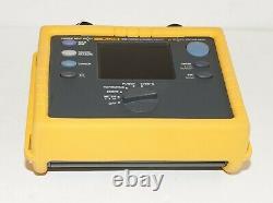 Fluke 1735 3 Three Phase Power Quality Logger Electrical Energy Analyzer