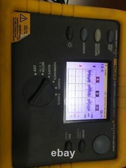 Fluke 1735 Three-Phase Electrical Energy Logger