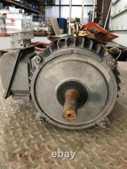 GE General Electric 5K213SC305 3HP Electric Motor 1170RPM 230/460V 3PH TE 213T