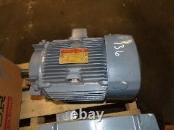 Ge 7.5 HP Ac Electric Motor 213t Frame 230/460 Vac 3530 RPM 3 Phase 1-3/8 Shaft