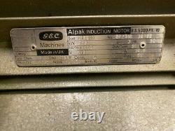 Gec 3 Ph 7.5 Kw Electric Motor