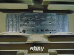General Electric Ac Motor, 5ks286xaa2064w6, HP 30, Volts 460, RPM 1775, Ph 3