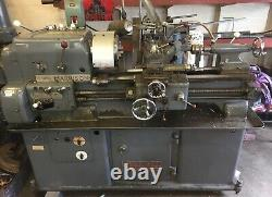 Harrison 12 Swing 3phase Lathe With Hydraulic Copy Attachment