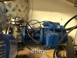 LOWARA 4kw Water Pump 3-Phase AC Electric Motor Centrifugal Pump 2900rpm various