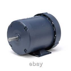 Leeson Electric Motor 110034.00 3/4 HP 1725 Rpm 3PH 208-230/460 Volt 56 Frame
