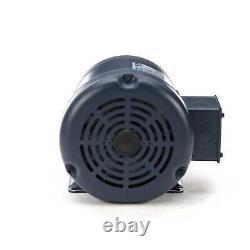 Leeson Electric Motor 113029.00 1 HP 3450 Rpm 3PH 230/460 Volt 56J Frame