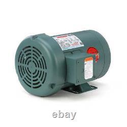 Leeson Electric Motor 116745.00 1 HP 1760 Rpm 3PH 230/460 Volt 56C Frame