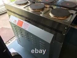 Lincat Silverlink 600 Electric Oven Range ESLR9C Three Phase CB110