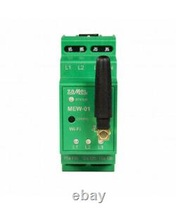 MEW-01 Wi-fi Electric energy meter, three-phase or single-phase, Supla