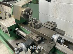 MYFORD 254s Centre Lathe with Tooling 3 Phase