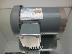 Marathon Electric, 7vj56t17f5310f P, Electric Motor, 1hp, 230/460v, 3 Phase