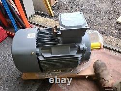 Marthon HJN160L6, 3 Phase Electric Motor 11KW, 6 Pole, B3. CAST IRON 2018 unused