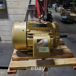 New Baldor 15 HP Electric Ac Motor 230/460 Vac 1175 RPM 3 Phase 284t Frame