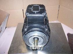 New Baldor 1 HP Ac Electric Motor D80c Frame 1700 RPM 333/575 V Tefc Mvm5550c-5