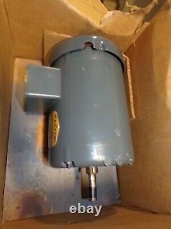 New Baldor 1 HP Electric Motor 230/460 Vac 3 Phase 56 Frame 1725 RPM M3546