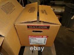 New Baldor 5 HP Ac Electric Motor 184c Frame 1725 RPM 230/460 Vac Tefc 3 Phase