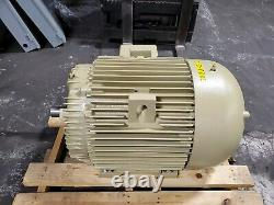 New Ge 100 HP Electric Ac Motor 460 Vac 405ts Frame 3 Phase 1785 RPM
