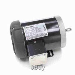 New Marathon 1/2 HP Electric Motor 208-230/460 Vac 3 Phase 56c 1725 RPM G581