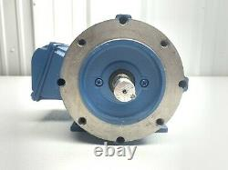 New Weg 00218et3e145t-w22 Electric Motor 3ph 2hp 1800rpm 50/60hz Tefc