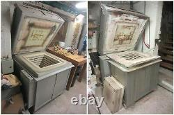 Pair of Large Electric Three Phase Kilns with Shelves (Norfolk)