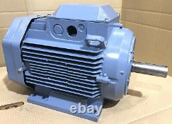 Quality ABB 11kW (15HP) 1465RPM 4-Pole Electric Motor B3 Foot 160 Frame 3-Phase