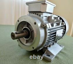 RARITY. 110V, 3-Phase, 3 HP Electric Motor, 2800 RPM, Aluminum Frame