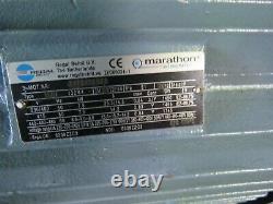 Regal Beloit Marathon 7.5kw (10hp) Three Phase Electric Motor 240v/400v