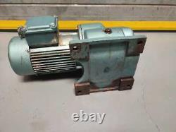 SEDGWICK planer thicknesser electric motor and gearbox, 400V, three phase