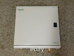 Schneider Electric MGBN6 6 Way Distribution Board TPN Three phase 3 MCB Switch