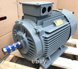 Seipee 22kW 3-Phase AC Electric Motor 1470RPM 4-Pole B3 Foot 180L Frame IE3