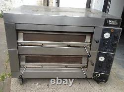Sveba Dahlen Dc-32p Three Phase Electric Pizza Oven