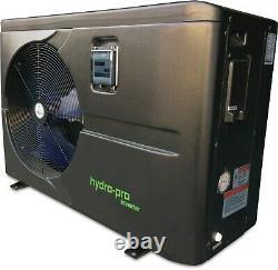 Swimming Pool Heater Hydro Pro Type Z24t/r410a Inverter Three Phase Heat Pump