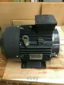 TEC Tech Top Electric Motor, 3 Phase, 10hp, 7.5kw