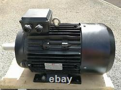 TEC three phase electric motor