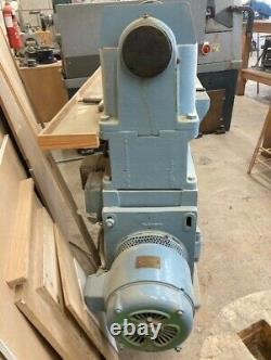 Taylor Metal Spinning Lathe, 3 phase electric with brook motor