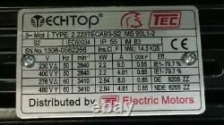 Tec High Quality 3 Phase 2.2kw 2 Pole B3 Electric Motor
