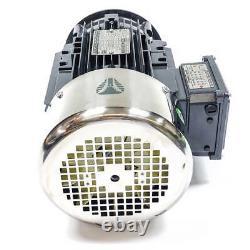 Techtop CB3-AL-TF-56C-4-B-D. 5 Cobra Electric Motor, 1/2HP, 1800RPM, 230/460V
