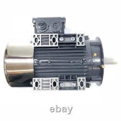 Techtop CB3-AL-TF-56HC-2-B-D-3 Cobra Electric Motor, 3HP, 3600RPM, 230/460V