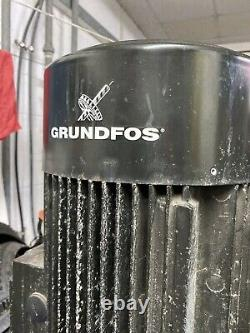 Three phase electric motor And Pump Made By Grundfos