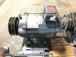 US Motor AE22 AE22Y Electric Motor 5HP 208/460V 184T 1760RPM 6206-2Z-J/C3 Shaft