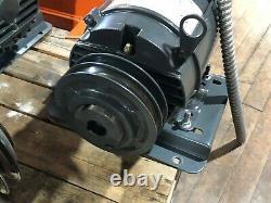 US Motors AE22 AE22Y Electric Motor 5HP 208-230/460V 184T 1760RPM 6206-2ZJC3