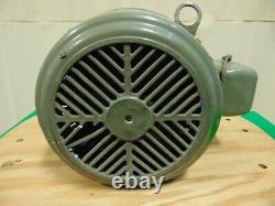 Unimount 125 High Efficiency Electric Motor 3 HP 182T 1750 RPM 3 PH 1-1/8