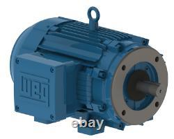 WEG 10HP Electric Motor 10-18-215TC