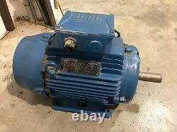 WEG 18.5 kW Electric Motor