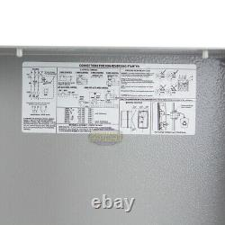 WEG 20 HP Three Phase Magnetic Starter Electric Motor Control NEMA 1 208-240 V