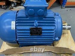 WEG Electric Motor IE3, 3 phase, 7.5hp, 5.5kW, 6 pole-1000 rpm V 380-460 50/60Hz